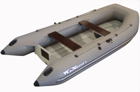 Компоновка лодки «WinBoat 360 RF Sprint»