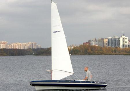 РИБ, швертбот, моторка Winboat 460RF Sprint Sail