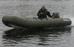 Складной RIB «WinBoat 430RF Sprint»