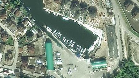 Яхт-клуб «Муромский» в Самаре