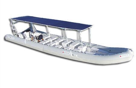 Большие надувные лодки