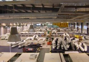 Технология производства лодок из ПВХ