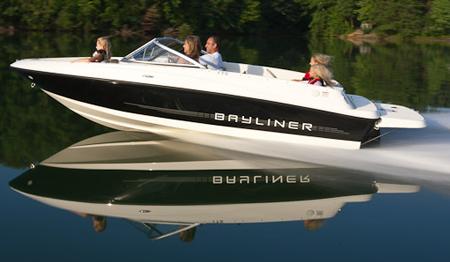 Катер «Bayliner 175»