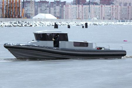 Морской катер «БЛ-1200»