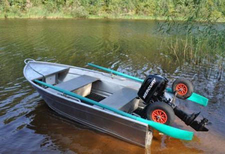 Лодка «Абрис 280»