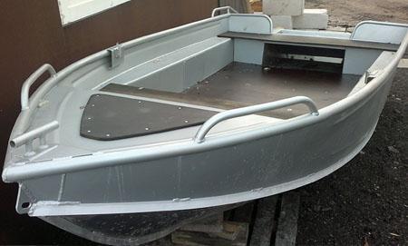 Моторная лодка «Абрис 400»