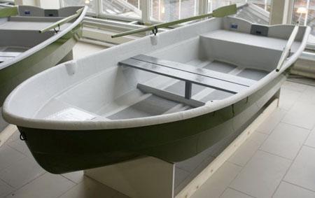 Стеклопластиковая лодка «Афалина 315»