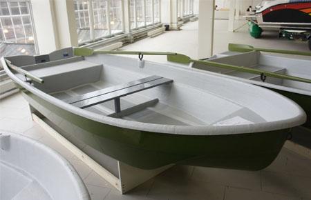 Пластиковая лодка «Афалина 360»