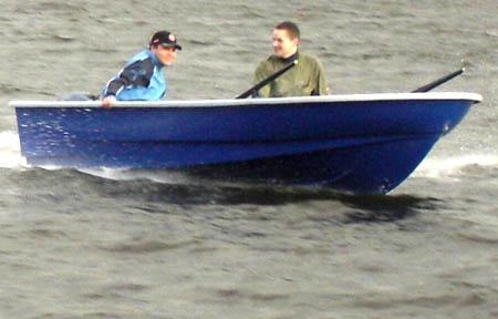 Лодка «Афалина 390»