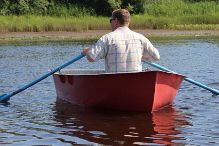 Лодка-картоп «Альтан 26»