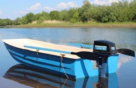 Пластиковая лодка «Альтан 36»