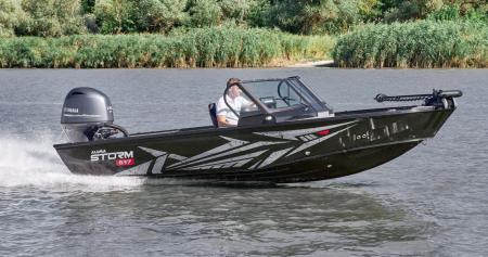 Моторная лодка «Aluma Storm 517»
