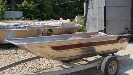 Лодка «AMADEUS 7 Sprinter»