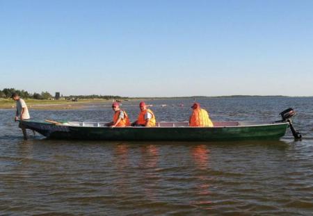 Лодка «Астра»