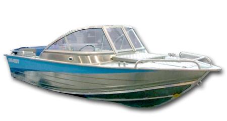 Лодка «ДМБ-450»