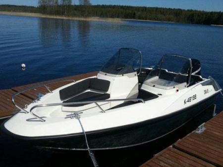 Моторная лодка «Drive Open 50»