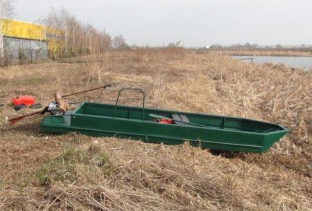 Лодка «Егерь»