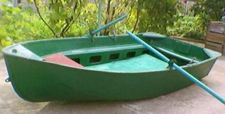 Лодка «Ерш»