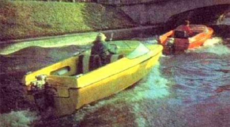 Лодка «Гамма»