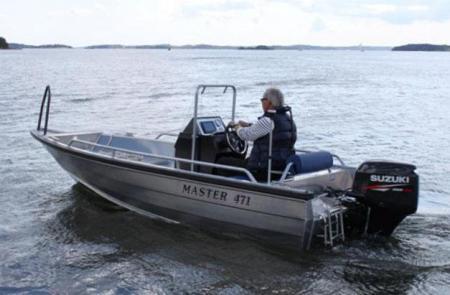 Моторная лодка «Master 471»