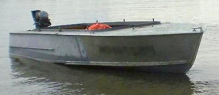 Моторная лодка «МКМ»
