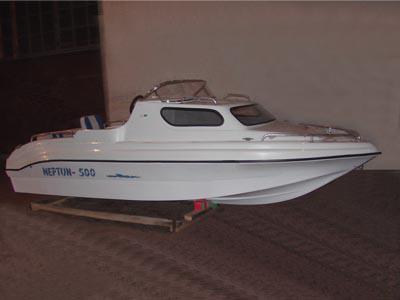 Лодка «Неман 500» (Нептун 500)