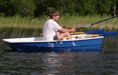 Лодка картоп «Онего 240»