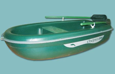 Одноместная лодка «Озерка 200»