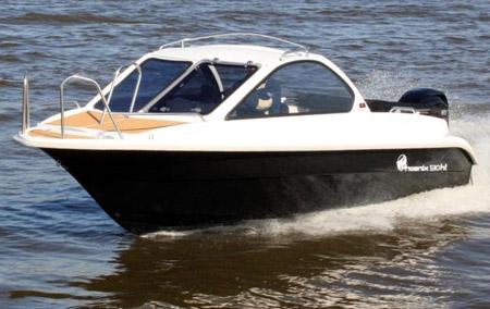 Лодка «Phoenix 530HT»
