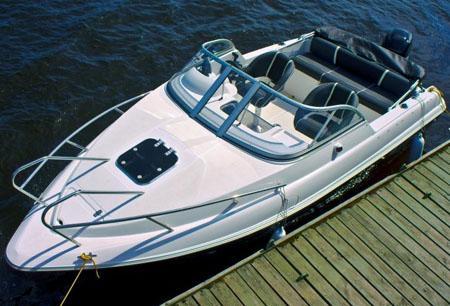 Моторная лодка «Phoenix 560»