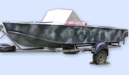 Лодка «Прогресс-4»