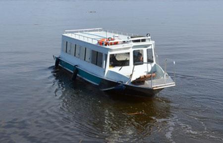 Лодка «Рекорд 750 Речной Трамвайчик»