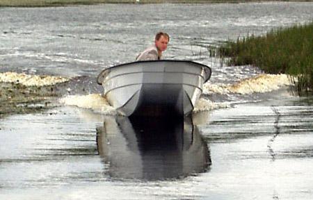 Лодка «SAVA 380» ( « САВА 380 » )