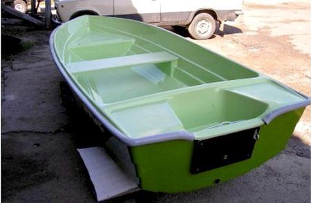 Моторная лодка «SAVA 390»