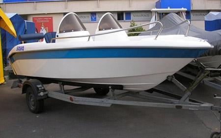 Моторная лодка «SAVA Bester 510»