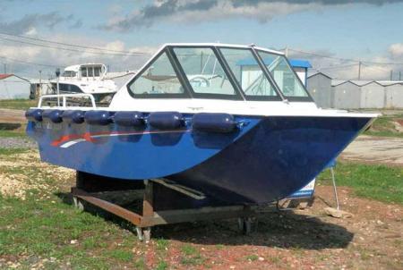 Моторная лодка «Sea Pride 520»