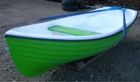 Моторно-гребная лодка «Спрей 330»
