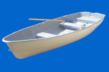 Лодка «Спрей 430»