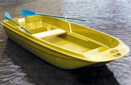 Компактная лодка-картоп «Стрингер 265»