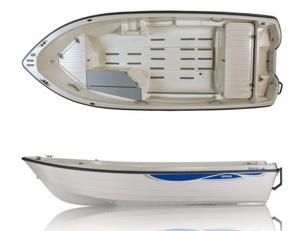 Лодка «Terhi 6020c»