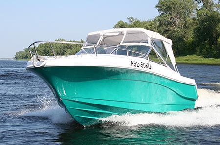 Моторная лодка «Titan»