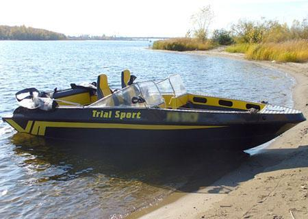 Катер «TRIAL FISHER 630»