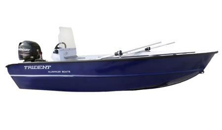 Алюминиевая лодка «Zvezda 400»