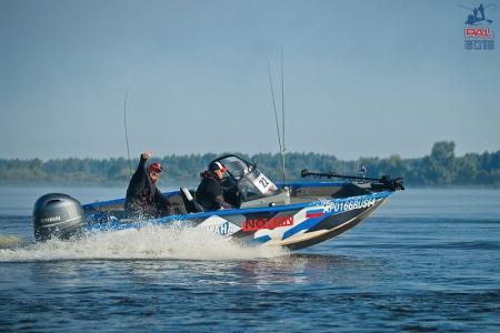 Алюминиевая лодка FISHPRO X5