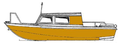 Лодка «Вишера»