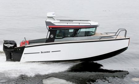 Каютная моторная лодка «Волжанка 65»