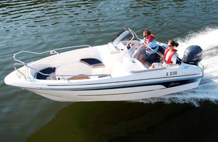 Моторная лодка «Yamarin 50 Twin Console»