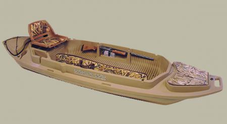 Лодка Badger 2000 STEALTH
