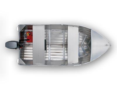 Лодка QUINTREX 310 Dart