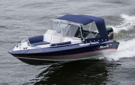 Лодка Silver Hawk DC 520